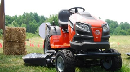How to Change Oil in a Husqvarna Riding Lawn Mower, step by step