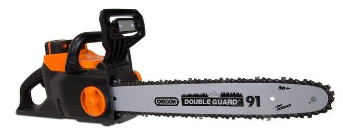 Battery Powered Chainsaws, are they good enough? 3
