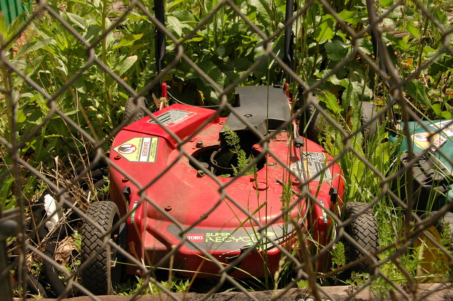 How to Measure Lawnmower Cutting height 1