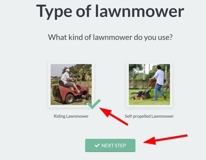 Lawnmower Problem Solver 131