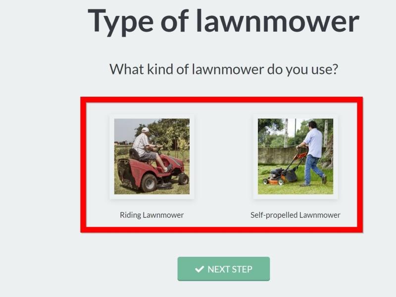 Lawnmower Problem Solver 130