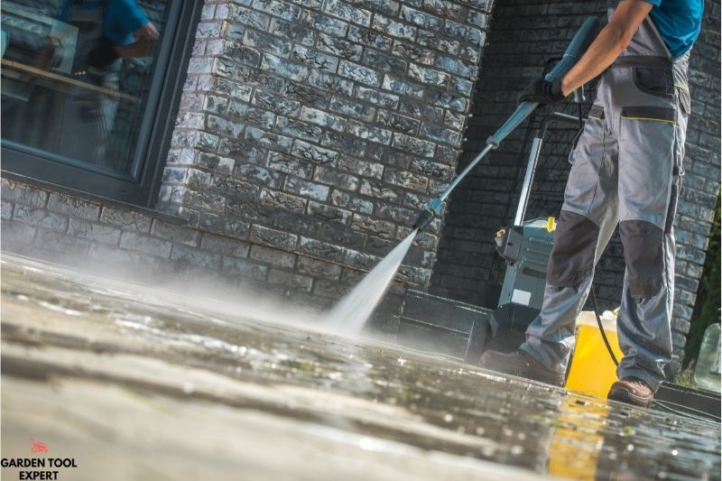 How many PSI to clean bricks: What builders say 1