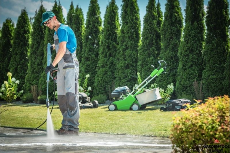 How to make a pressure washer more powerful? This is how. 1