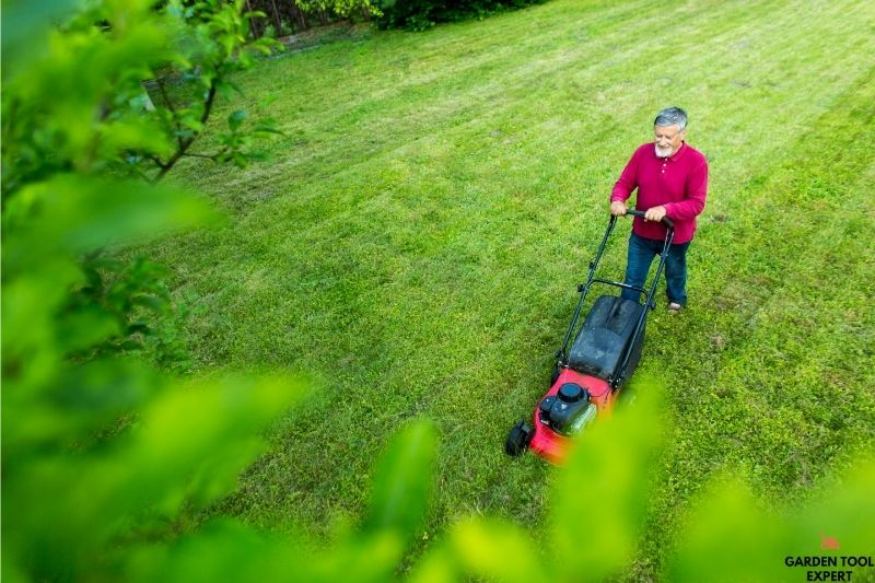 Mowing Patterns. Tips from a professional 1