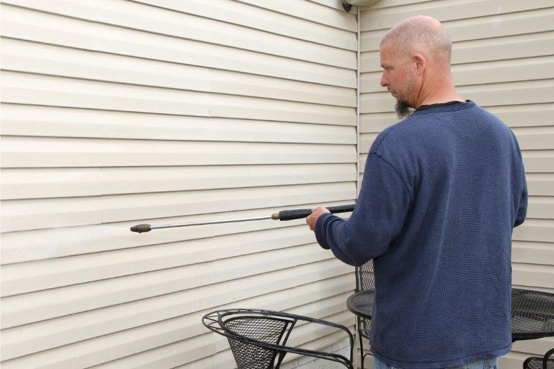Why isn't my pressure washer building pressure? Helpful tips 1