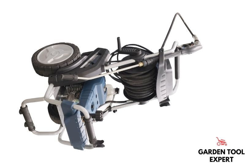 Can you lay a pressure washer on its back? With helpful tips 1