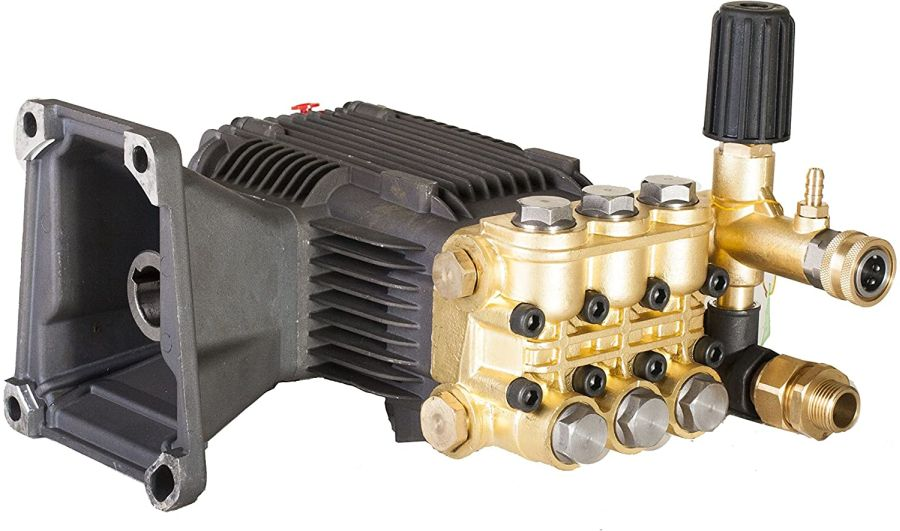 How much oil goes in a pressure washer pump? 54 examples 1