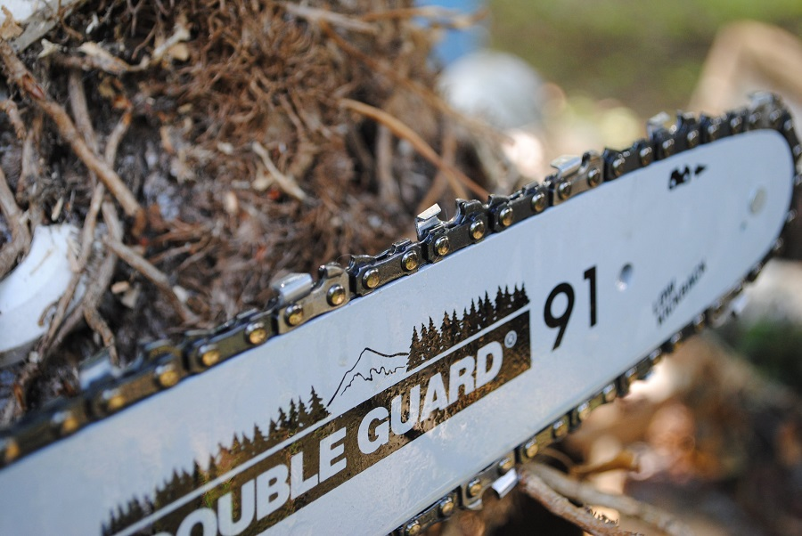 How to Right a Chainsaw Chain Inside Out. What the pros say 1