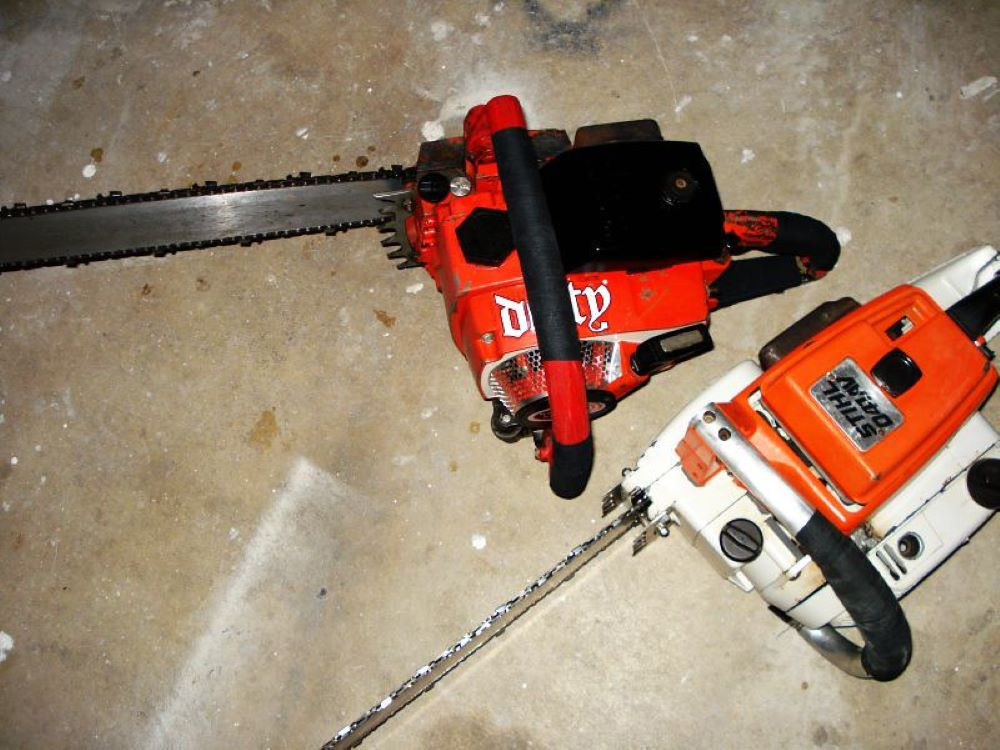 Chainsaw Keeps Cutting Out. Tips From a Professional: 1