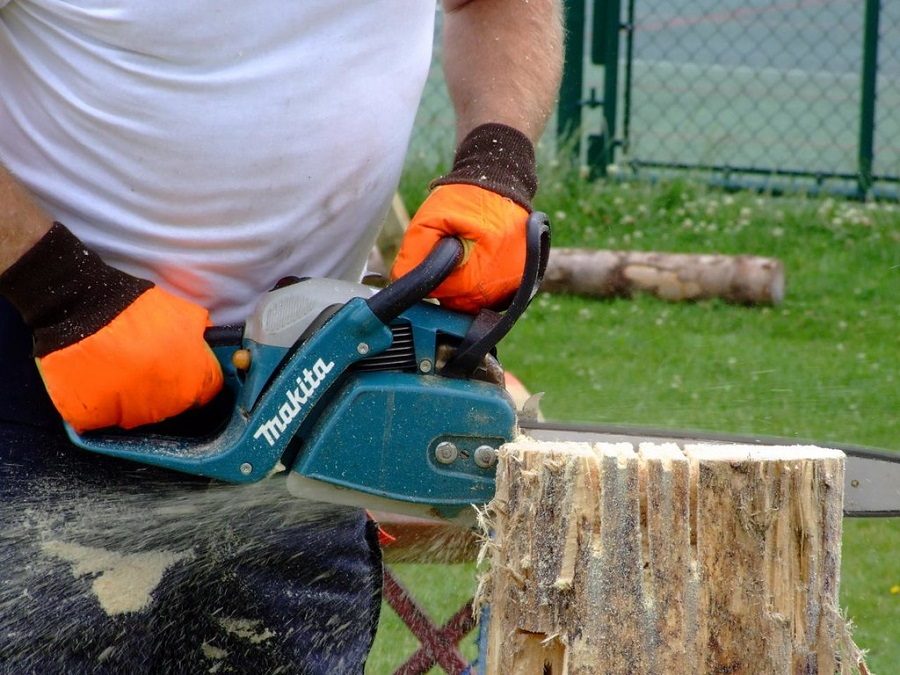 Chainsaw Over-Oiling, what to do? Tips from a Professional 1