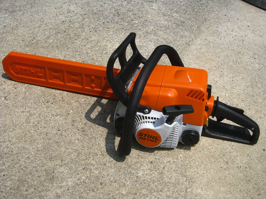 Chainsaw Runs Good Until Hot, Tips from a Professional 1